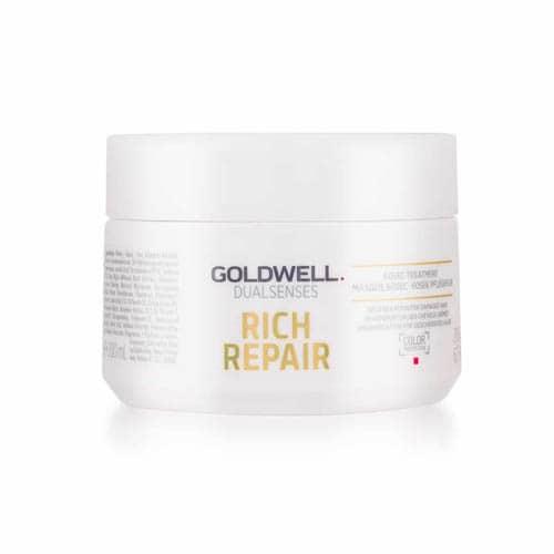 123C23573C0B2F0A39457Ab03953E1Ca Goldwell Dualsenses Rich Repair 60 Second Treatment Splush Online