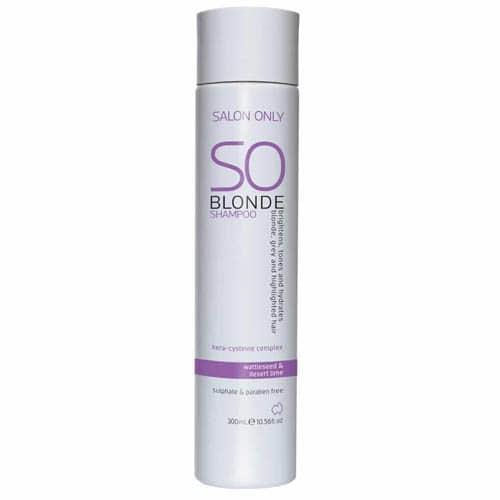 1265D501Ccb2F5262600D3Bbfb0B34B7 1 Salon Only Blonde Shampoo 300Ml Splush Online