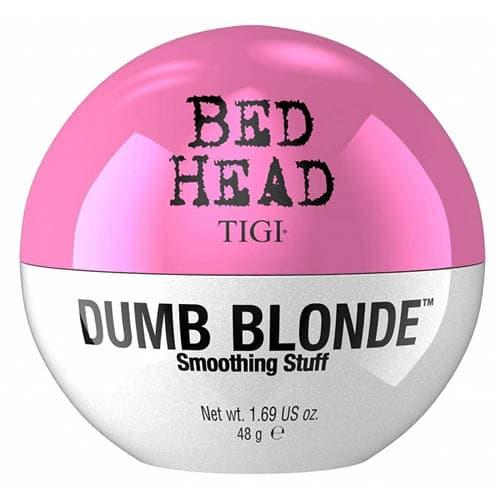2A4435Bf7C69054E2D65Ab75A865B73F 1 Tigi Dumb Blonde Smoothing Stuff 50Ml Splush Online