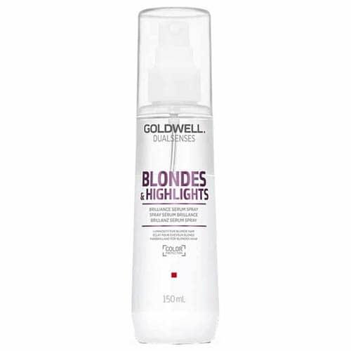 3595266100Fe752B28219963135C4064 1 Goldwell Dualsenses Blondes And Highlights Serum Spray 150Ml Splush Online