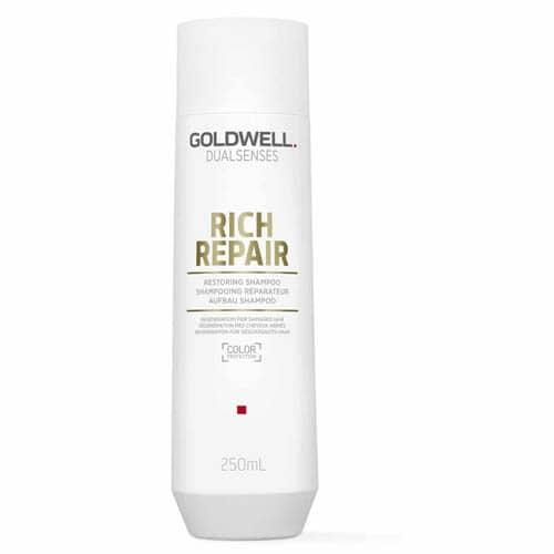 6Bdd815Ceb1C54739B16Ef5793Dc6506 1 Goldwell Dualsenses Rich Repair Restoring Shampoo 250Ml Splush Online