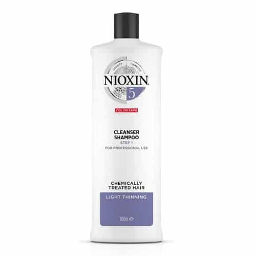 7Ddfaef581D3464C12934Eabc0D4Abdf 1 Nioxin System 5 Shampoo 1000Ml Splush Online