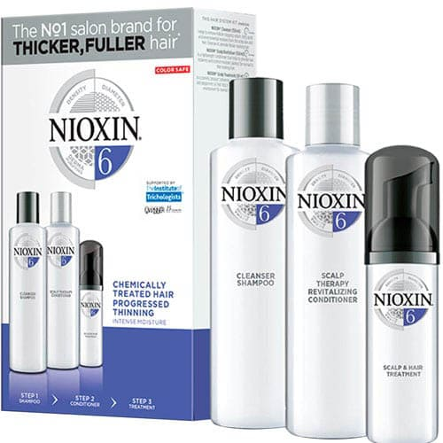 914676C9C9A4Cbbf9A9420Be1Ed123F8 1 Nioxin System No 6 Trial Kit For Chemically Treated Hair With Progressed Thinning Splush Online