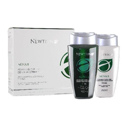 Ab7Ee1E88A6Fda7A2F8320C31Cbd29C7 1 Newtrino Ndna8 Twin Pack Shampoo &Amp;Amp; Conditioner 250Ml Splush Online