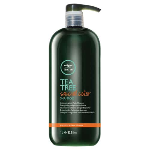 Ce3027434E9C693942D96F9066207281 1 Paul Mitchell Tea Tree Special Color Shampoo 1000M Splush Online