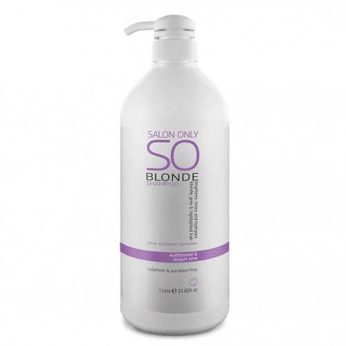 D8Dbb31A5B2Aebda183Fab5604D9Dbe0 1 Salon Only Blonde Shampoo 1000Ml Splush Online