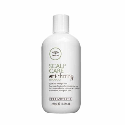 F1C887733Db32C9216D35874341Dae3D 1 Paul Mitchell Tea Tree Anti Thinning Shampoo 300Ml Splush Online
