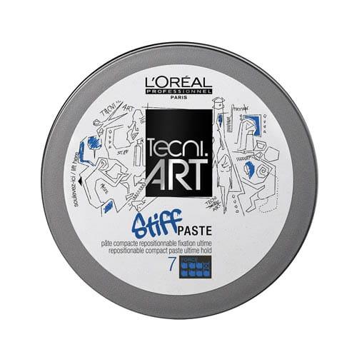 Fd29863Ddc7Cf75C2C4D57E0C417F09B 1 L'Oreal Professionnel Techni Art Stiff Styling Paste 75Ml Splush Online