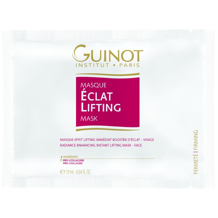 33D57Edb5Af8374B93Ce79A18F7Aab5E Guinot Lift Firm Radiance Face Mask 4 Sachets Splush Online
