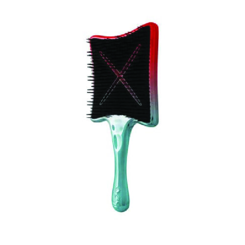 F1A9Dda1Cdf5321Cb322871E49E76B9D Ikoo Brush Paddle X Rosy Clouds (Baby Blue And Red) Splush Online
