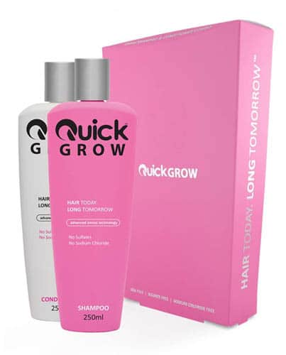 861Ba4Dcc04D7B90B033F5806Aa82A99 Quick Grow Shampoo And Conditioner Combo Pack 250Ml Splush Online