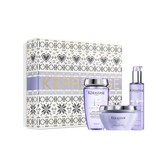 2A0Af3E8D9Db1D6F22003B0347420C75 Kerastase Blond Absolu Luxury Masque Gift Set Splush Online
