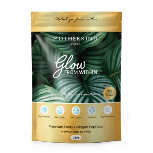 426Cdeb08Bccad99D3A23Aabbf016467 1 Motherkind Collagen Glow From Within 250G Splush Online