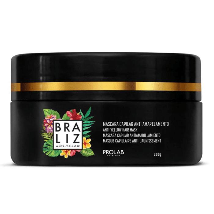 6D68B0A064Fb1Fcb532634C42Acaf00F Braliz Anti-Yellow Hair Mask 300G Splush Online
