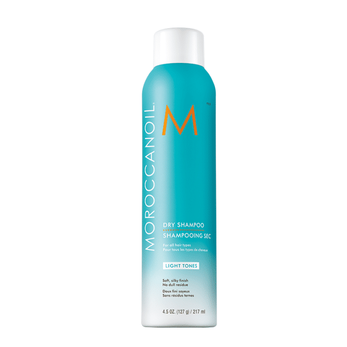 768Ef2579075Ce092626B5F53B083C3D Moroccanoil Dry Shampoo Light Tones 205Ml Splush Online