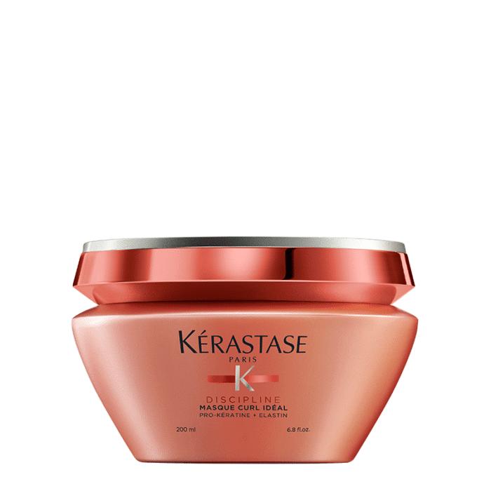 Ba70E022Fa18F29D8534B04A8Ca68290 Kerastase Discipline Masque Curl Ideal Hair Mask 200Ml Splush Online